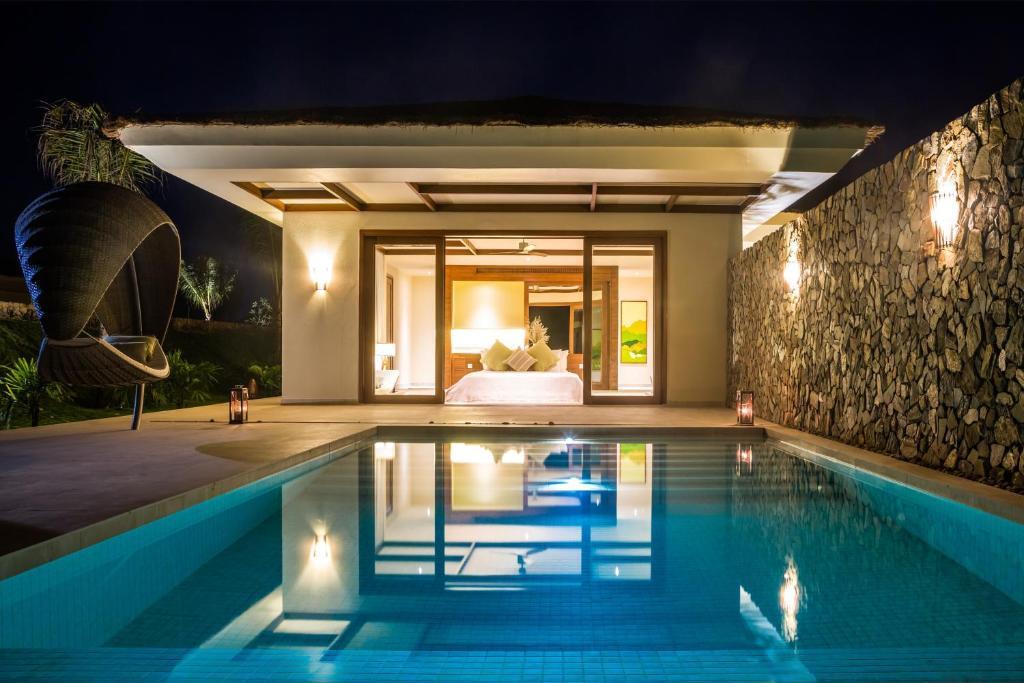 Biệt thự Pool Ocean - 1 Phòng Ngủ (Bao Gồm Tất Cả Các Trị Liệu Spa)