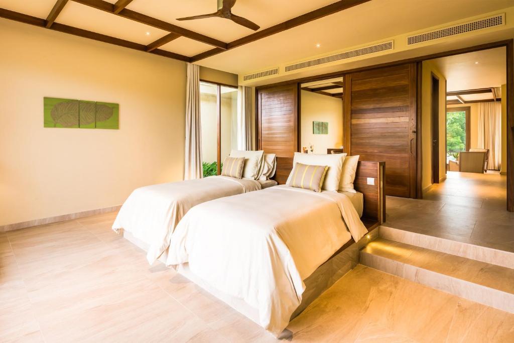Biệt thự Pool River - 3 Phòng Ngủ (Bao Gồm Tất Cả Các Trị Liệu Spa)