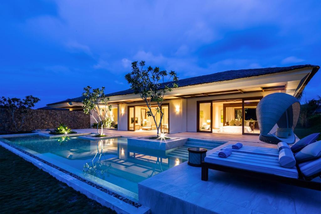 Biệt thự Pool Ocean - 2 Phòng Ngủ (Bao Gồm Tất Cả Các Trị Liệu Spa)