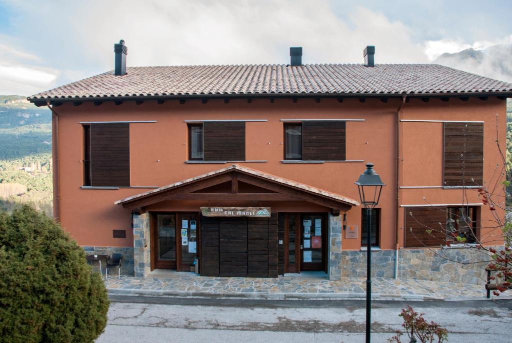 Alberg Cal Manel (España Saldes) - Booking.com