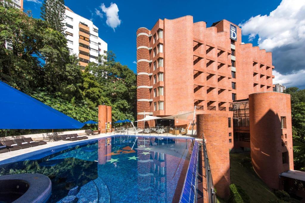 Hotel Dann Carlton Belfort Medellin, Medellín – Precios ...