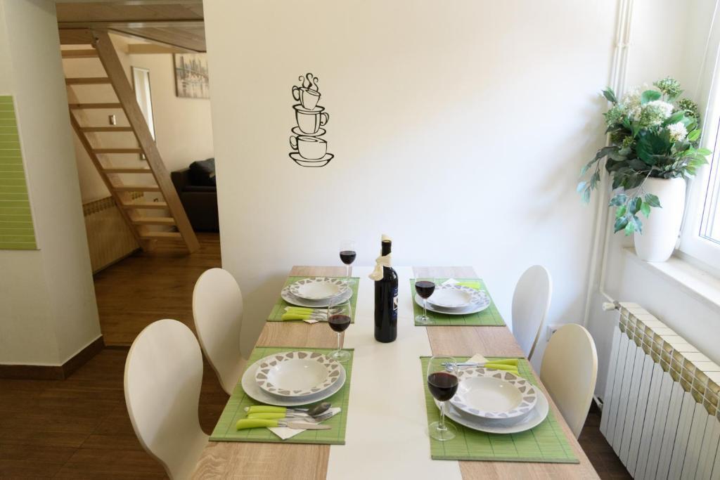 Apartman Karolina Zagreb Croatia Booking Com