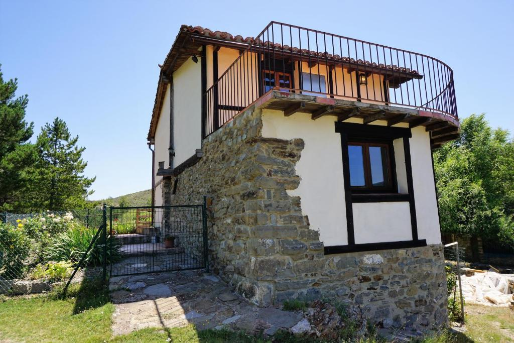 Casa de campo Casa del Pinar (España Enciso) - Booking.com