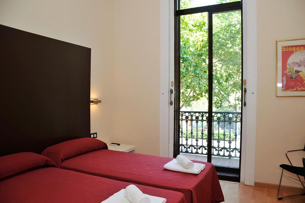 Hotel Center Gran Vía Barcelona
