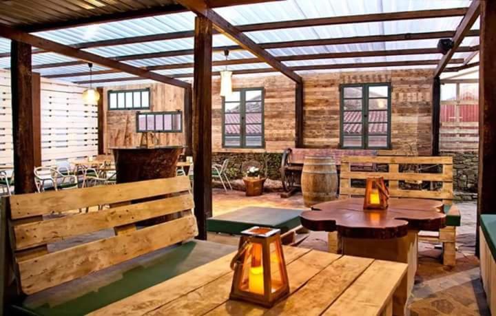 Casa de campo Casa Don Din (España Cruces) - Booking.com
