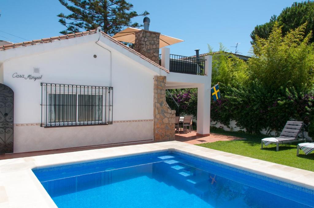 Vakantiehuis Casa Marysol (Spanje Fuengirola) - Booking.com