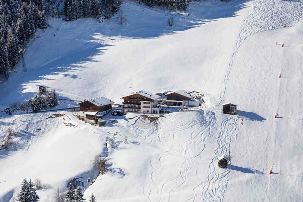 Pension Hedegghof im Winter