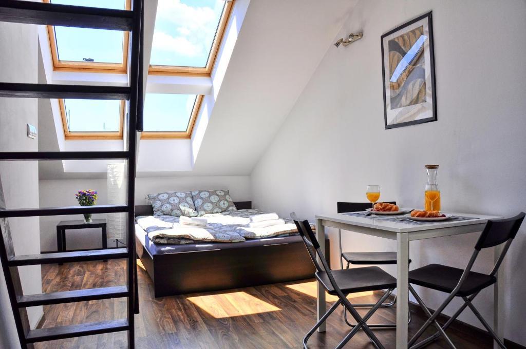 Second Home Apartment Dluga Krakow Poland Bookingcom