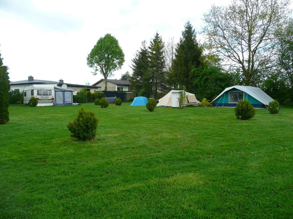 Aldi Camping pripojiť