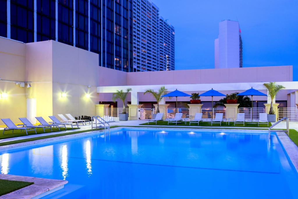 Marriott Hotels Miami