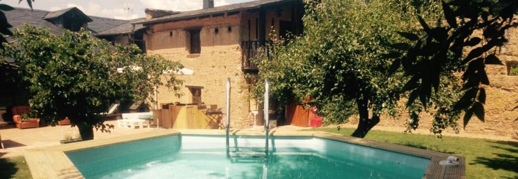 Casa de vacaciones Pico del Lugar (España Salas de los ...