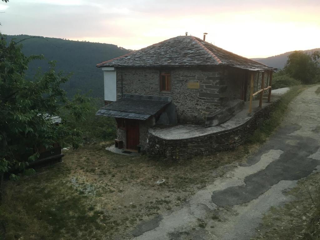 Casa de campo A Palleira (España Castro Caldelas) - Booking.com