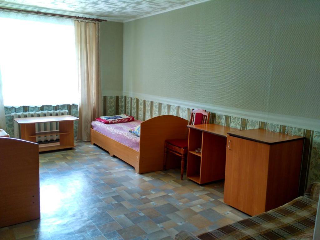 Кровать или кровати в номере Hotel Airport