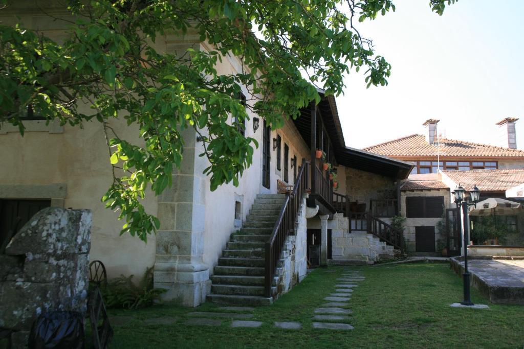 Casa de campo Pazo Da Escola (España A Moreira) - Booking.com