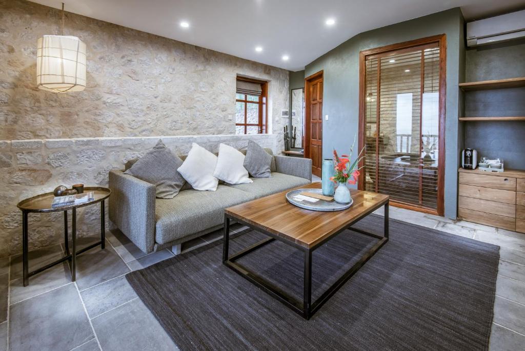 Bungalow dạng Suite