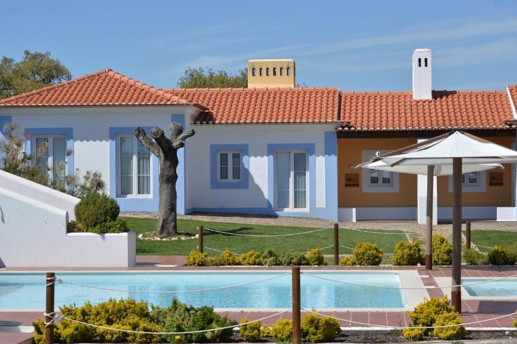 Monte do Giestal - Casas de Campo & Spa, Abela (with photos ...