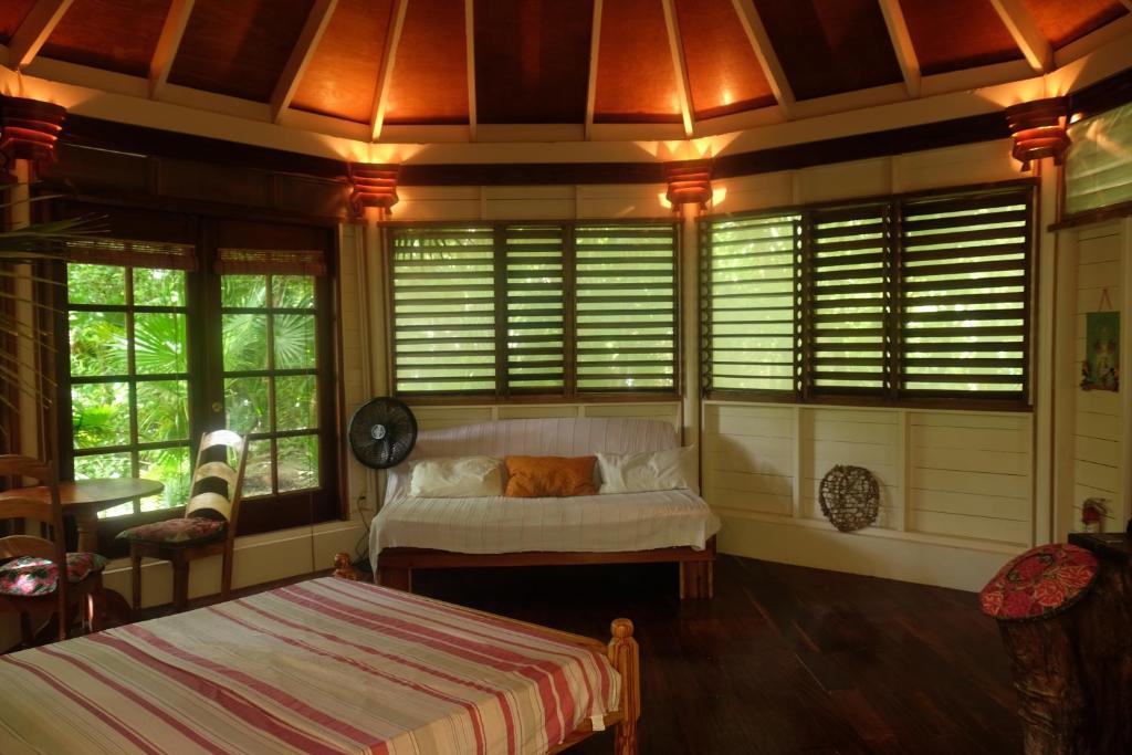 Bed and Breakfast Jungle Cocoon, Caye Caulker, Belize