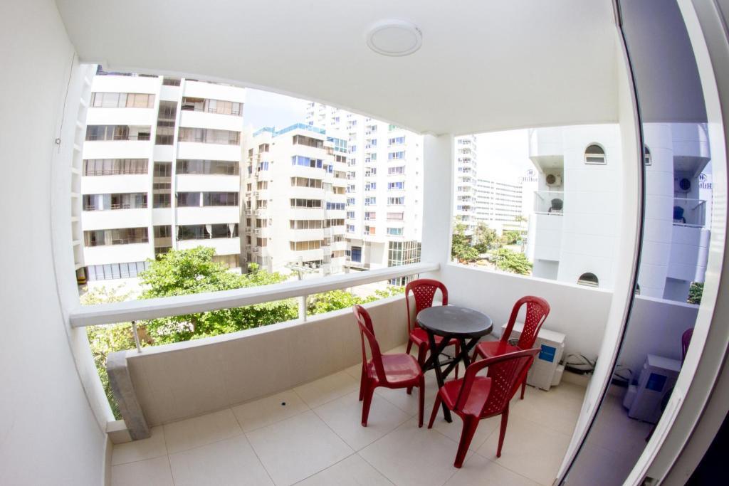 Apartamentos Marinare Cartagena De Indias Colombia