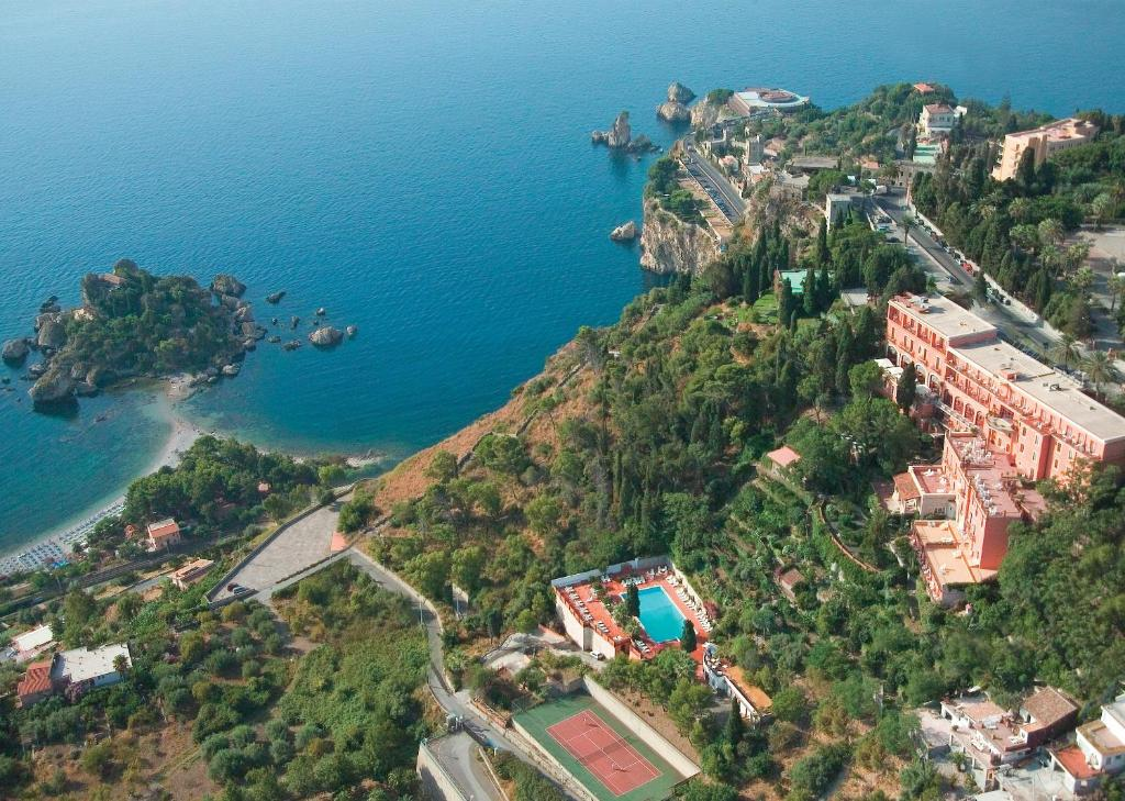 グランド ホテル ミラマーレの鳥瞰図