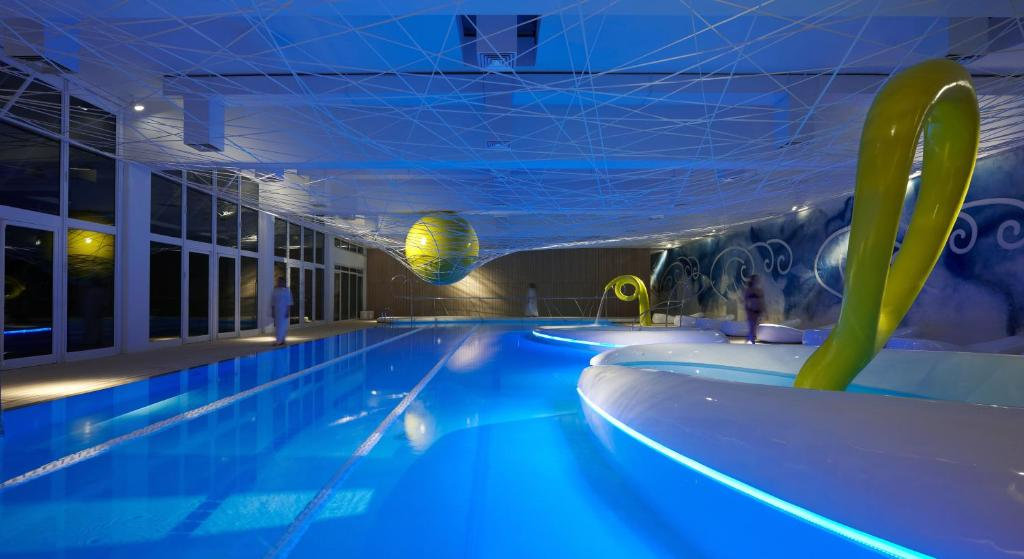 The swimming pool at or near Park Hotel Ai Cappuccini