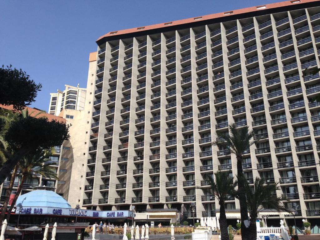 Hotel Marina (España Benidorm) - Booking.com