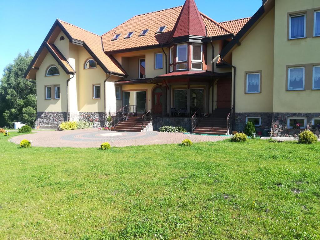 Casa de campo Pałacyk Na Skarpie (Polonia Dybowo) - Booking.com