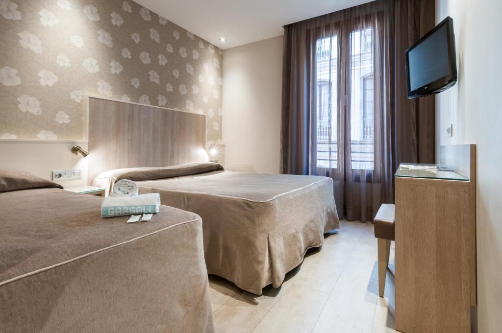 Resultado de imagen de Hotel Santa Marta Barcelona