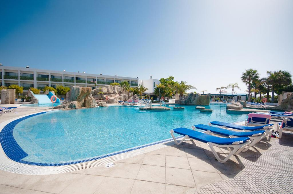 The swimming pool at or near Blue Sea Costa Bastian