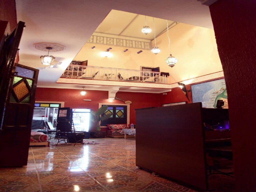 Kasbah Red Castel Hostel (Marruecos Marrakech) - Booking.com
