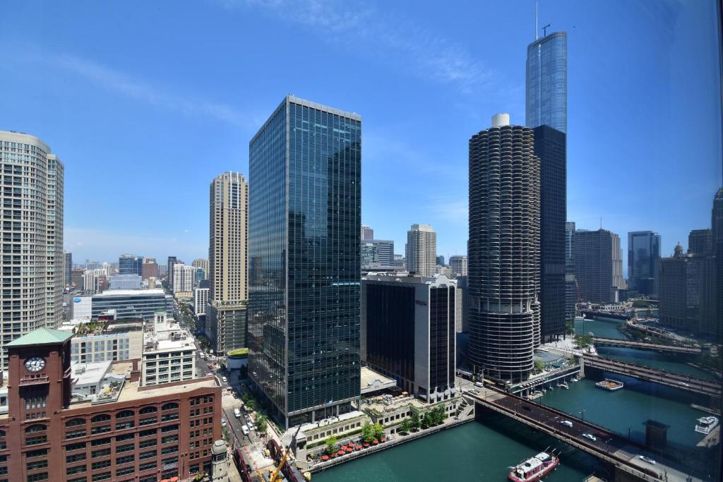 chicago připojení