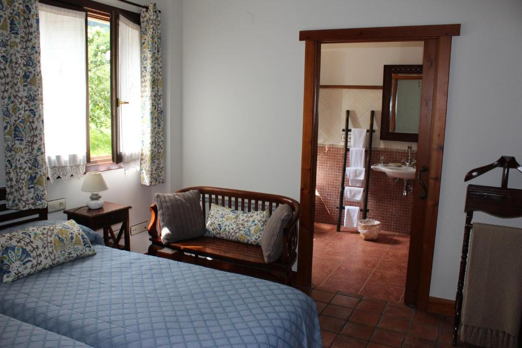 Casa Rural Haritzpe (España Hondarribia) - Booking.com