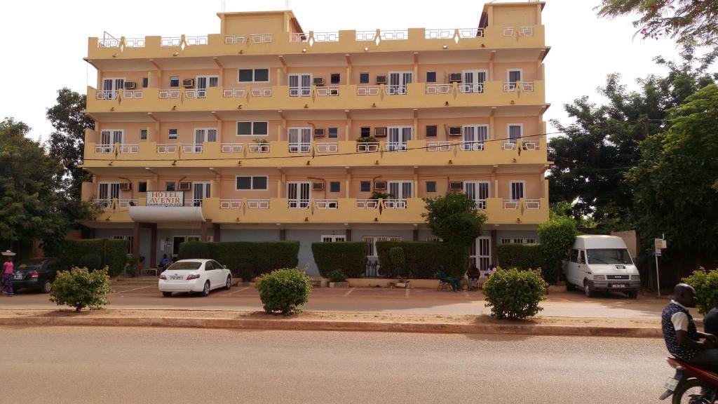Hotel Avenir, Ouagadougou, Burkina Faso - Booking com