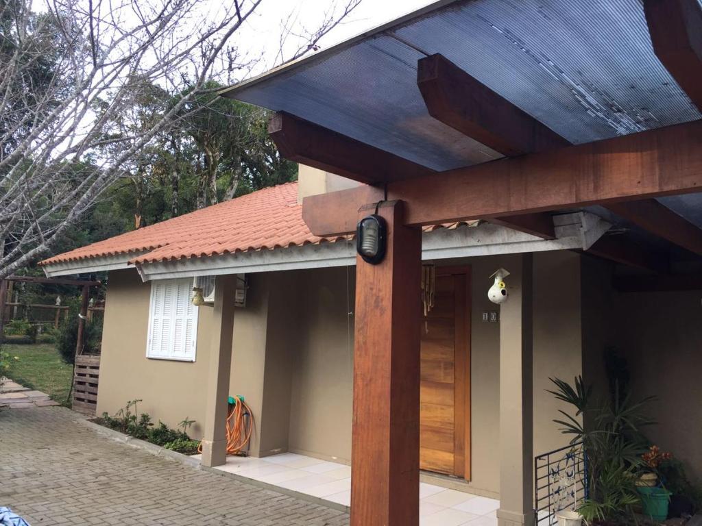Casa de temporada Alpes Verdes (Brasil Canela) - Booking.com