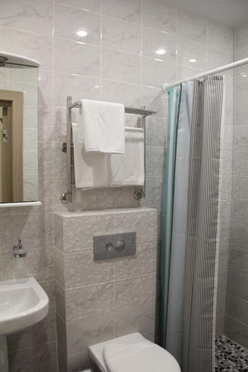 Улучшенный двухместный номер с 2 отдельными кроватями: фотография номер 9