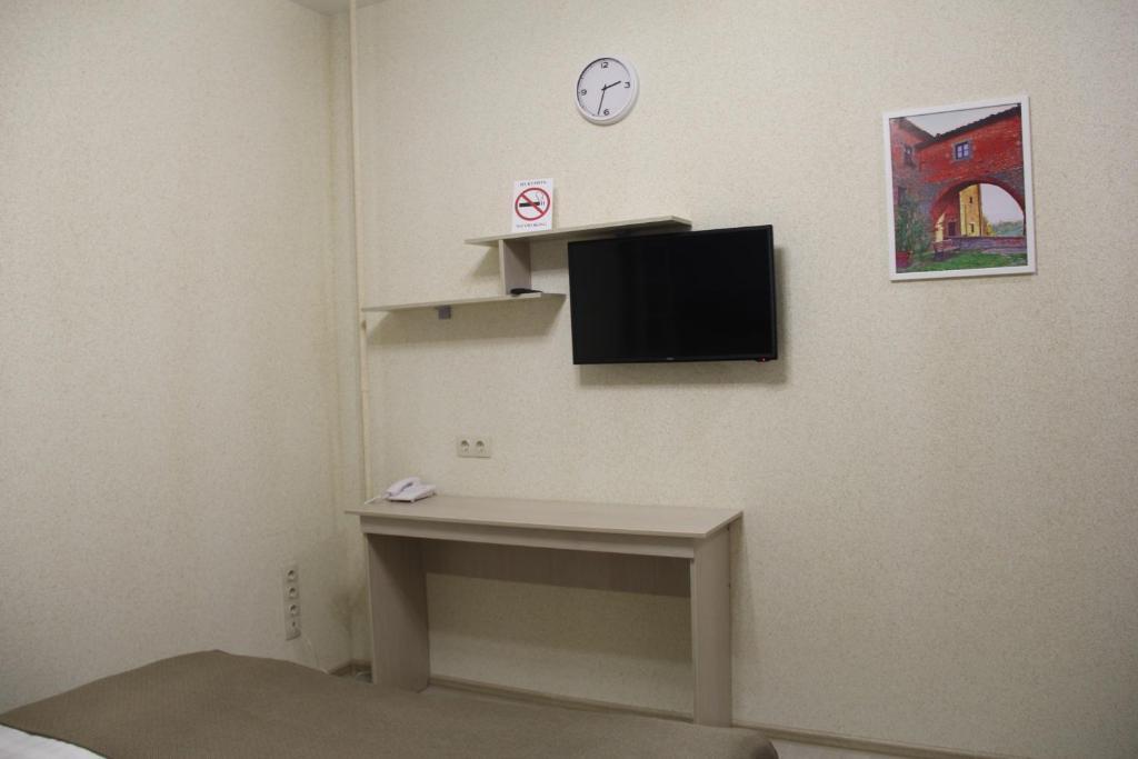 Бюджетный двухместный номер без окна с 1 кроватью или 2 отдельными кроватями: фотография номер 3