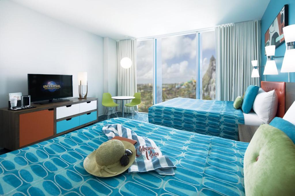 Cabana Bay Beach Resort Orlando Fl