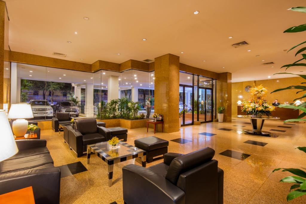 Khách sạn Norfolk Mansion