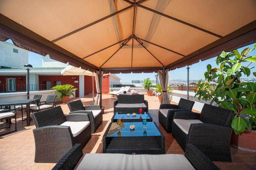 Ресторан / где поесть в Hotel Tiempo