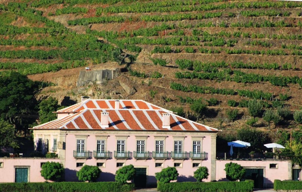 A bird's-eye view of Casa Dos Varais, Manor House
