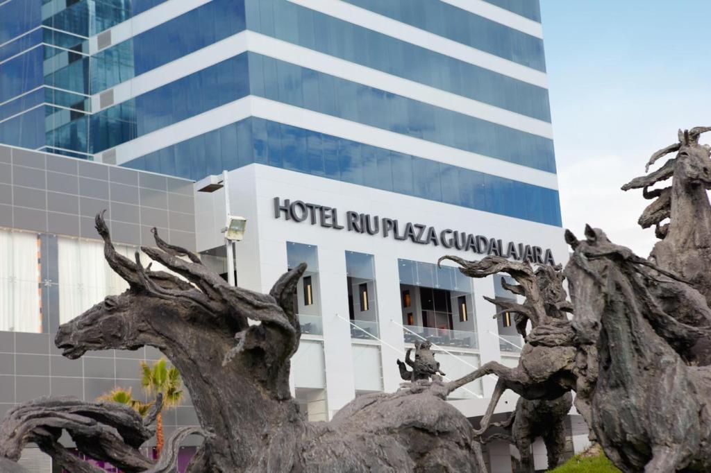 RIU Plaza Guadalajara, Guadalajara – Precios actualizados 2019