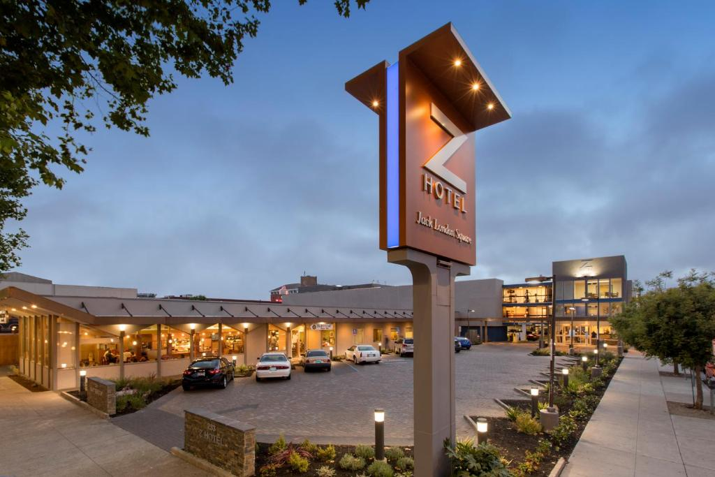 Z Hotel Jack London Square, Oakland, CA - Booking com