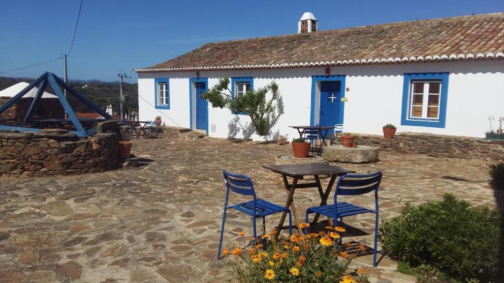 Casa de campo Herdade Do Azinhal (Portugal Santa Clara-a ...