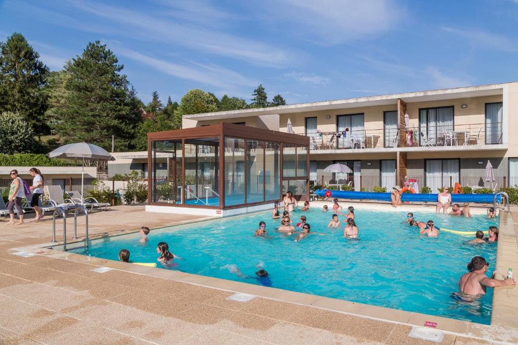 Residence Prestige Odalys Le Clos Saint Michel Chinon Tarifs 2020