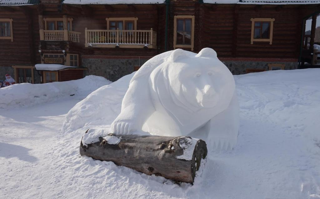 Ару-Кёль зимой