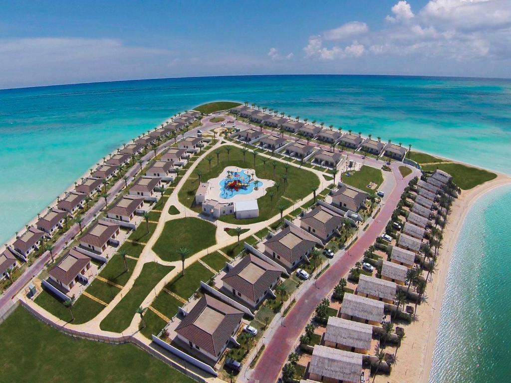 Dana Beach Resort & Dana Bay, Half Moon Bay, Saudi Arabia