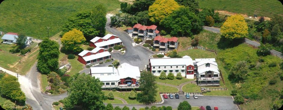 A bird's-eye view of Kiwipaka Waitomo