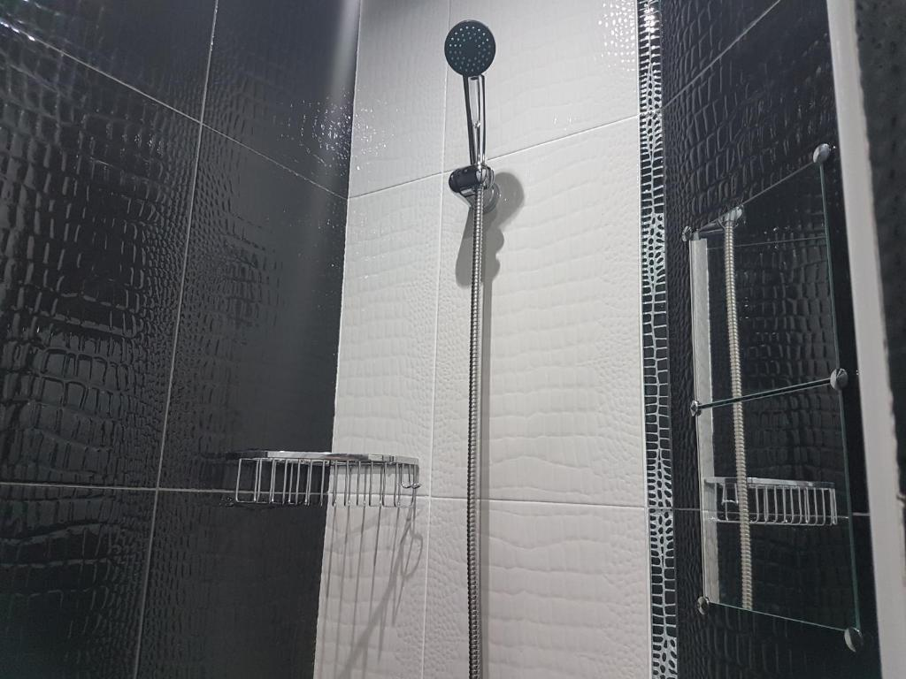 A bathroom at Guest House Asya