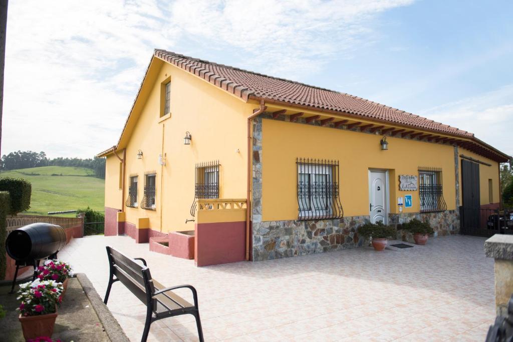 Maria la Carbayeda, Luanco (con fotos y opiniones) | Booking.com