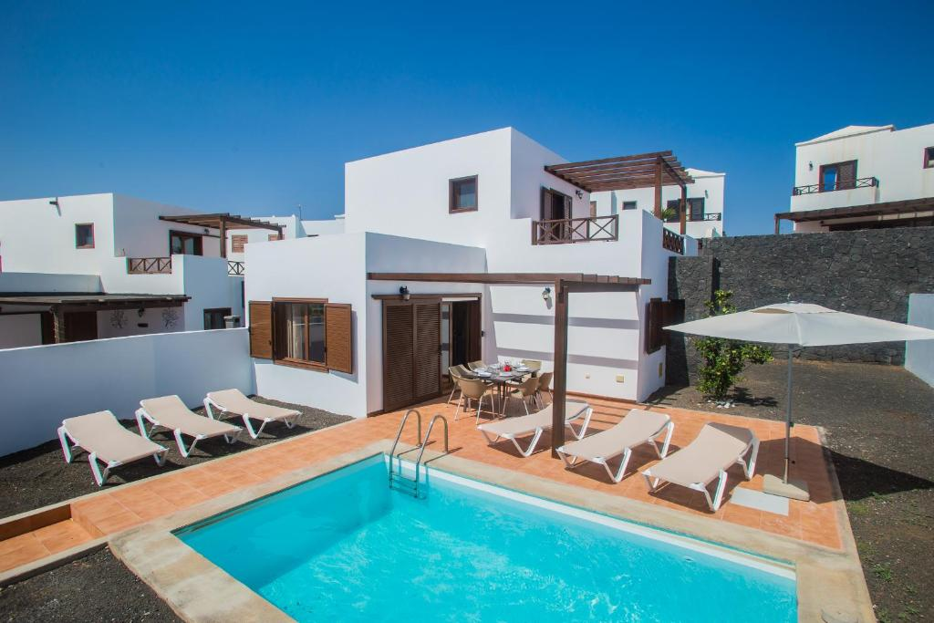 Villa Partidor, Playa Blanca – Updated 2019 Prices
