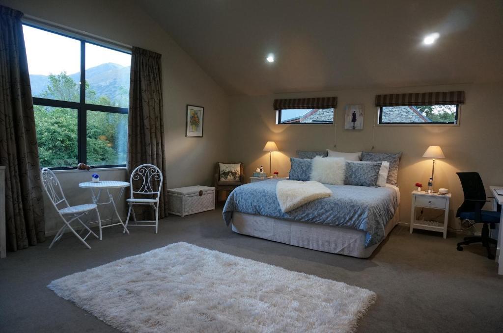 Postel nebo postele na pokoji v ubytování Haven Suite Luxury 5 Star